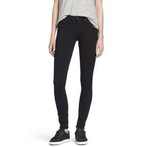NEW Rag & Bone Black Leggings Jeans Pants Size 27